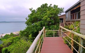 Family Holiday in Bilene Mozambique Image