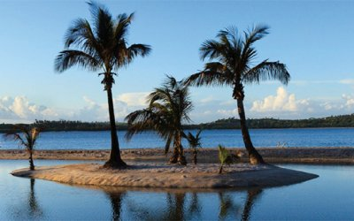 Family Holiday in Bilene Mozambique