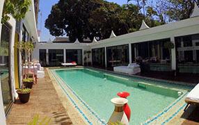 Villa das Arabias Boutique Hotel Maputo