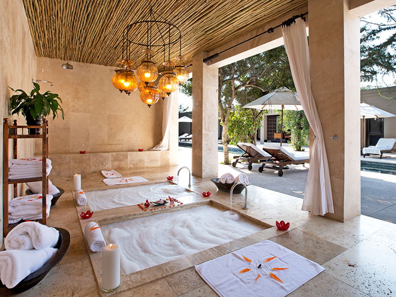 Royal Malewane Spa Treatments