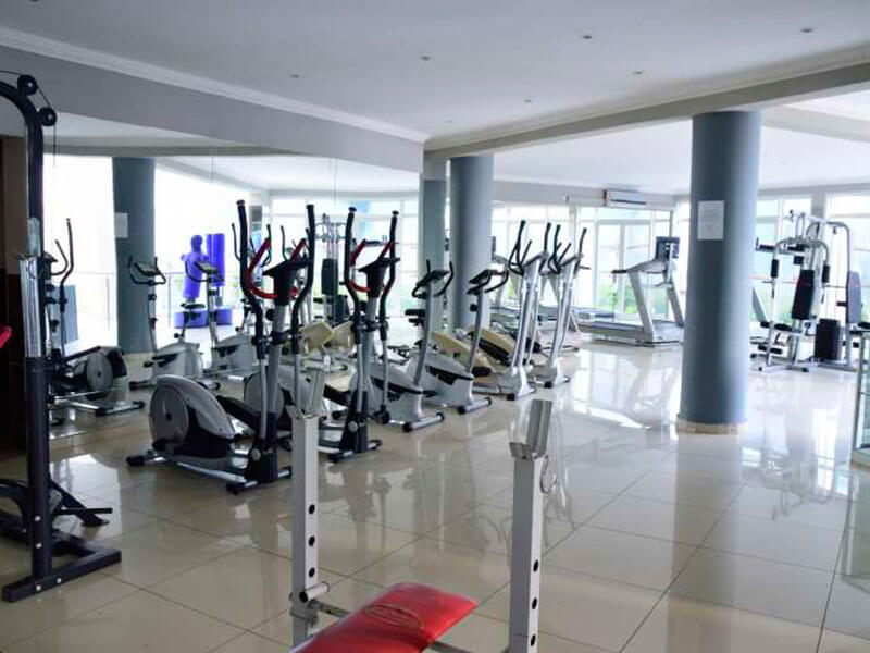 Hotel Milenio gym