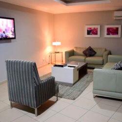 Hotel Milenio lounge