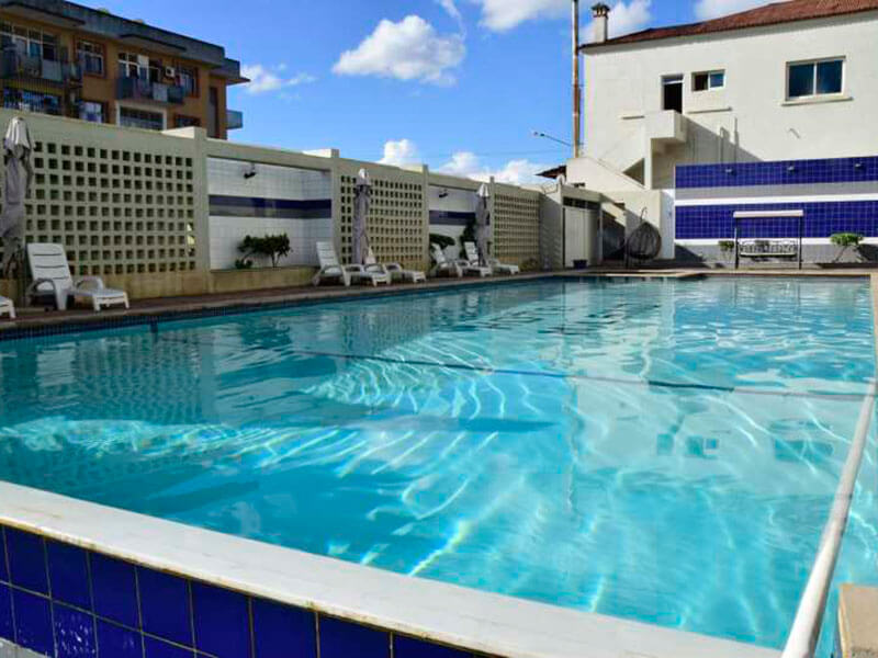Hotel Milenio pool