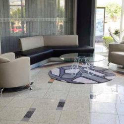 Hotel Milenio seating