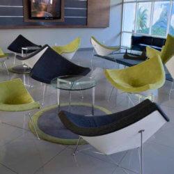 Hotel Milenio seating area