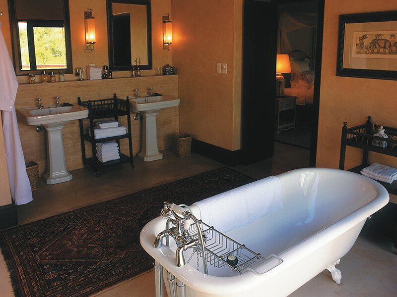 Royal Malewane Bathroom Interior
