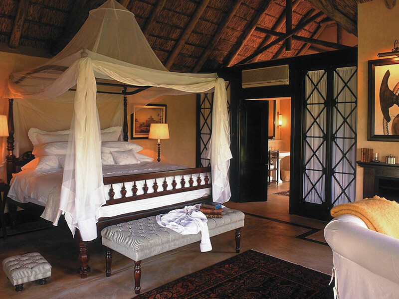 Royal Malewane Bedroom