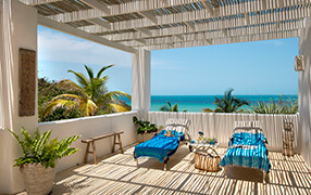 Santorini Villas Mozambique Bush and Beach Safari Image