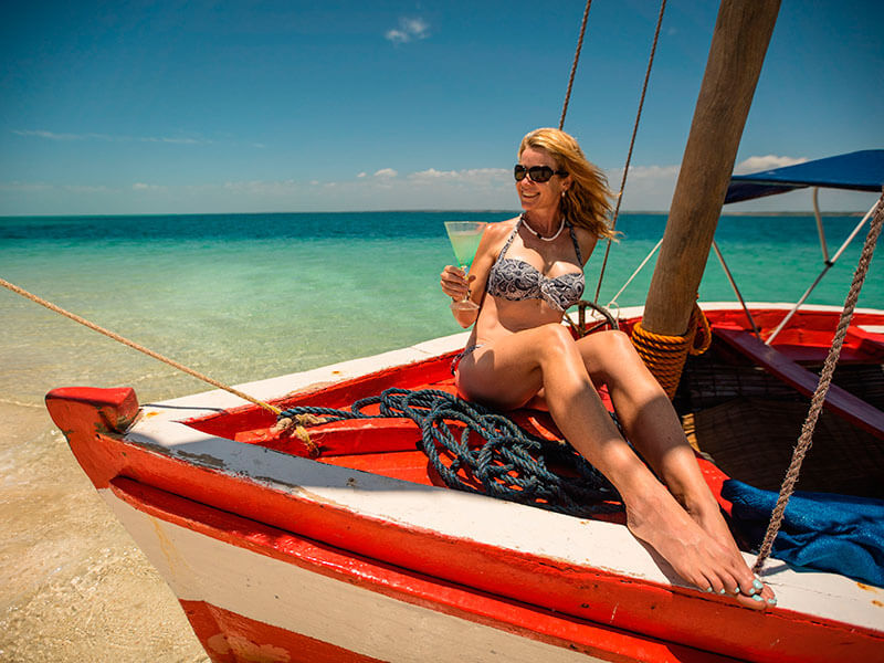 vilanculos beach lodge activities