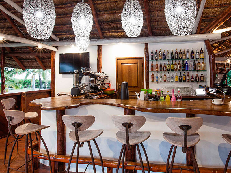 vilanculos beach lodge restaurant