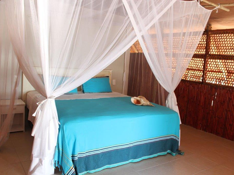 Situ Island Resort accommodation