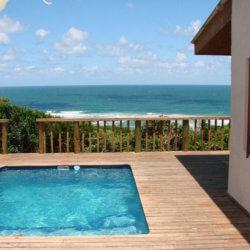 Xai-Xai Eco Beach Resort pool