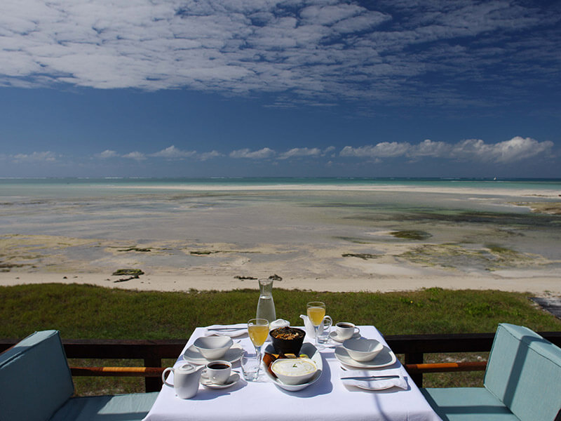 Coral Lodge Mozambique
