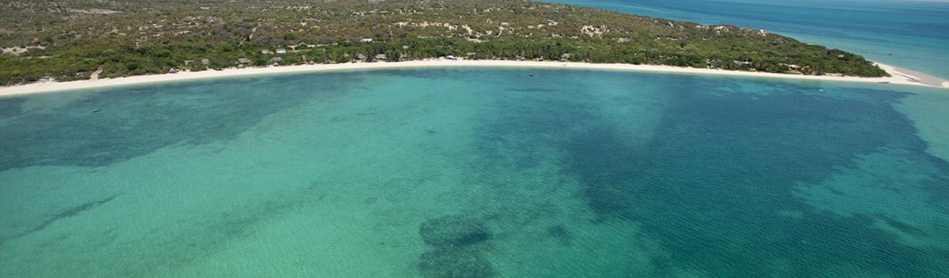 Benguerra Island View