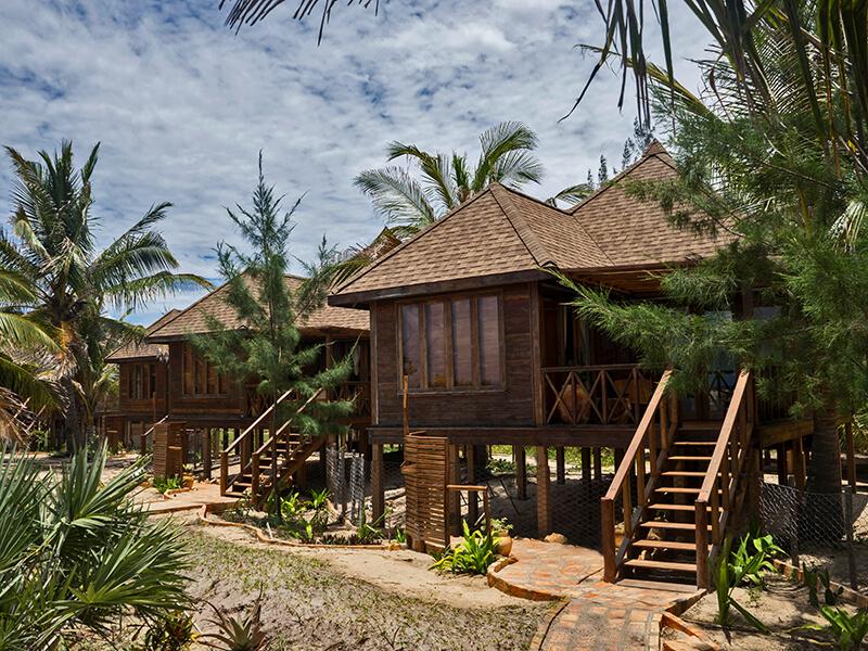 sentidos beach lodge mozambique