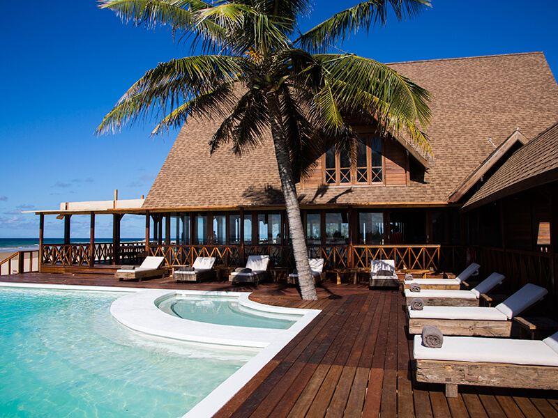 sentidos beach resort mozambique